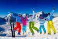 2019 Week-End e Settimane Bianche sulla neve con BUS GT da RIMINI