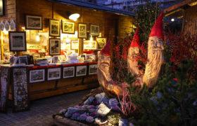 AOSTA e MONTREUX il villaggio di Natale – 02/03 e 16/17 DIC 2017 – 2 giorni in BUS GT da RIMINI