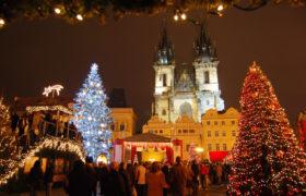 PRAGA, L'INCANTO DELL'AVVENTO – 14/17 dicembre – AEREO da BOLOGNA