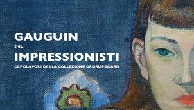 """PADOVA – GAUGUIN E GLI IMPRESSIONISTI"""" 29/09/18-27/01/19 – Viaggio con mezzi propri in Villa Veneta"""