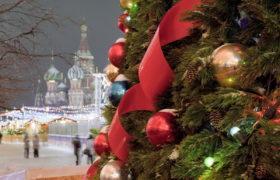 CAPODANNO a MOSCA – 29/12/18-02/01/19 – AEREO da BOLOGNA