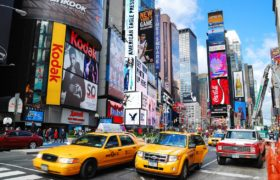 """VIAGGIO CON ACCOMPAGNATORE – NEW YORK """"Thanksgiving day"""" – partenza 24 novembre 2019 (01)"""