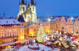 MERCATINI NATALIZI a PRAGA – 11/15 dicembre 2019 – In autobus GT