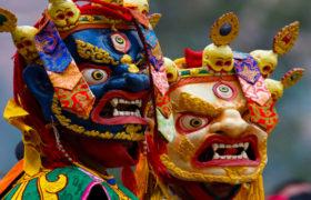 BHUTAN, IL FESTIVAL DI PARO – Partenza 28 marzo 2020 con accompagnatore