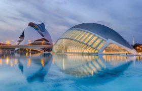 ARTE – VALENCIA la città di Calatrava – 24/27 maggio 2020 – Volo da Bologna