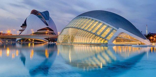 IN VIAGGIO CON L'ARTE – VALENCIA la città di Calatrava – 24/27 maggio 2020 – Volo da Bologna